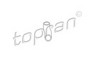 Furtun, aerisire bloc motor TOPRAN 206 037