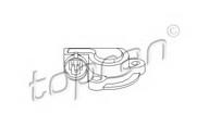 senzor, pozitie clapeta acceleratie TOPRAN 206 028
