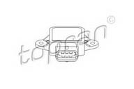 senzor, pozitie clapeta acceleratie TOPRAN 206 176