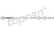 Cablu acceleratie TOPRAN 302 772
