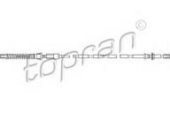 Cablu acceleratie TOPRAN 302 770