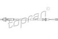 Cablu acceleratie TOPRAN 302 771