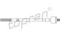 Articulatie axiala, cap de bara RENAULT Symbol  (LB0/1/2_) 1.6 16V (79KW / 107CP)TOPRAN 700 625