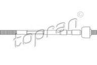 Articulatie axiala, cap de bara RENAULT Symbol  (LB0/1/2_) 1.6 16V (79KW / 107CP)TOPRAN 700 627