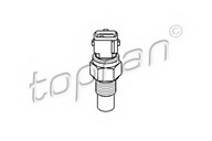 Senzor, temperatura lichid de racire TOPRAN 722 058