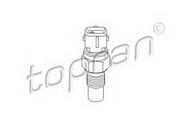 Senzor, temperatura lichid de racire TOPRAN 721 082