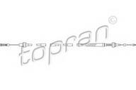 Cablu acceleratie TOPRAN 112 157