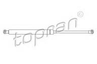 Amortizor portbagaj TOPRAN 722 588