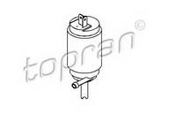 Pompa de apa, spalare parbriz TOPRAN 401 232