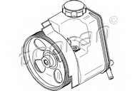 Pompa hidraulica, sistem de directie TOPRAN 722 817