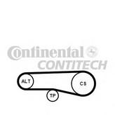 Set curea transmisie cu caneluri CONTITECH 4PK890K1