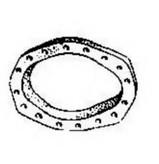 Garnitura, carcasa filtru aer ORIGINAL IMPERIUM 26803