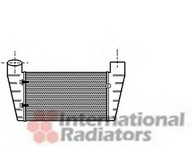 Intercooler, compresor VAN WEZEL 03004112