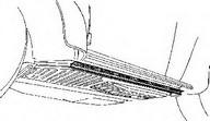 Podea caroserie VAN WEZEL 5801.09