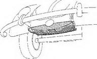 Locas roata de rezerva VAN WEZEL 5801.67