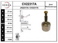 Set articulatie, planetara EAI CV22317AK