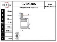 Set articulatie, planetara EAI CV22338AK