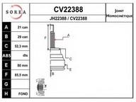 Set articulatie, planetara EAI CV22388K