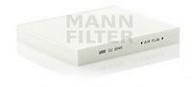 Filtru, aer habitaclu MANN-FILTER CU 2545