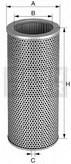 Filtru hidraulic, cutie de viteza automata MANN-FILTER HD 1060/2