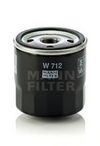 Filtru, aerisire bloc motor MANN-FILTER W 712