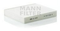 Filtru, aer habitaclu MANN-FILTER CU 2440