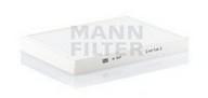 Filtru, aer habitaclu MANN-FILTER CU 3037
