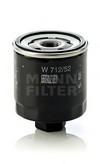 Filtru ulei MANN-FILTER W 712/52