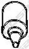 Banda cauciuc,  sistem de esapament BOSAL 255-806