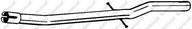 Teava reparatie, catalizator BOSAL 889-539