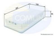 Filtru aer COMLINE CTY12095