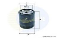 Filtru ulei COMLINE CDW11001