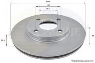 Disc frana COMLINE ADC1202V