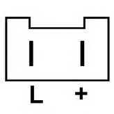 Generator/alternator HC-PARTS CA634IR