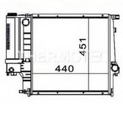 Radiator, racire motor THERMOTEC D7B009TT