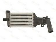 Intercooler, compresor THERMOTEC DAX001TT