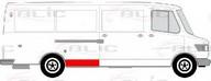 Panou lateral BLIC 6504-03-3545566P