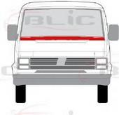 Rama parbriz BLIC 6505-03-2096320P