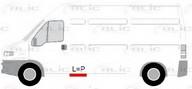 Panou lateral BLIC 6505-06-2092111P