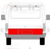 Capota portbagaj BLIC 6508-04-2515720P