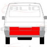 Capota portbagaj BLIC 6508-04-9558720P