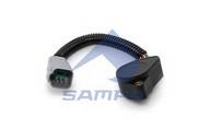 Senzor, pozitie pedala acceleratie SAMPA 096.366