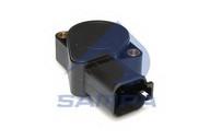 Senzor, pozitie pedala acceleratie SAMPA 096.420