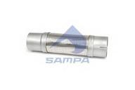 Teava flexibila, esapament SAMPA 100.051