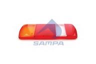Dispersor, lampa spate SAMPA 201.067