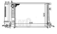 Radiator, racire motor LORO 004-017-0004