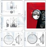 Dispersor far principal TRUCKLIGHT HR-UN001