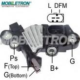 Regulator, alternator MOBILETRON VR-B026