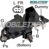 Regulator, alternator MOBILETRON VR-B254