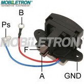 Regulator, alternator MOBILETRON VR-DU511